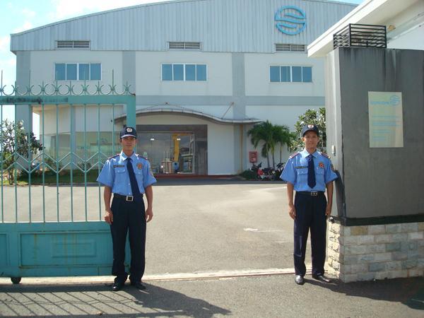 Dịch vụ bảo vệ Xí nghiệp Nhà Xưởng
