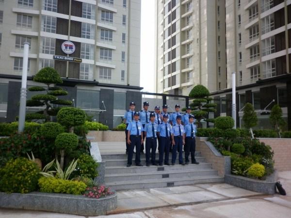 Dịch vụ bảo vệ văn phòng chung cư