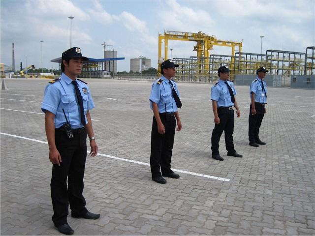 Dịch vụ bảo vệ dự án công trình