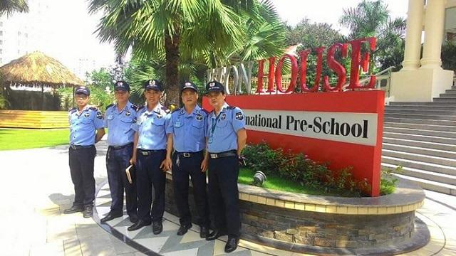 Dịch vụ bảo Vệ Bệnh Viện Trường Học