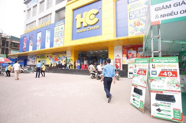 Dịch vụ bảo vệ siêu thị, trung tâm thương mại tại TPHCM